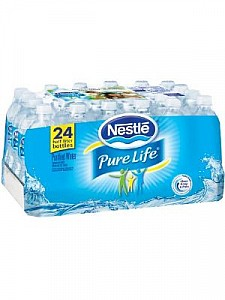 Nestle Water 24/16.9oz