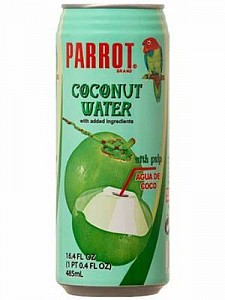 Parrot Coconut Water 24/16oz