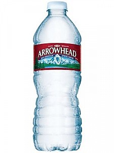 Arrowhead Water 24pk/16.9oz