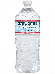 Crystal Geyser Regular 15/1L