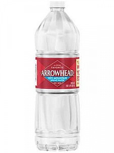 Arrowhead Water 18/1L