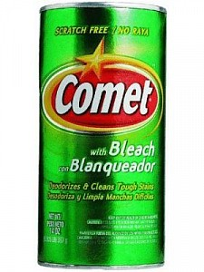 Comet Cleanser 24/14oz