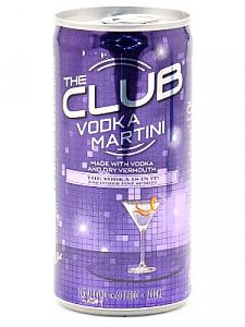 Club Vodka Martini 200ml