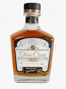 Don Cayo Anejo 750ml