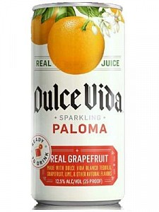 Dulce Vida Paloma Grapefruit 4pk/200ml