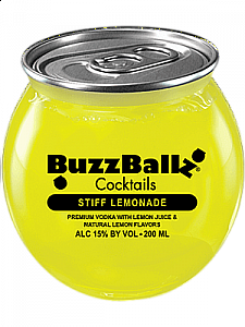 Buzzballz Stiff Lemonade 200ml