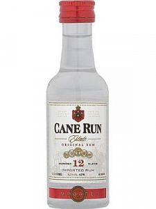 Cane White Rum 12/50ml