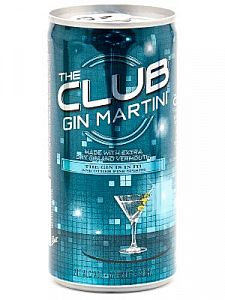 Club Gin Martini 200ml
