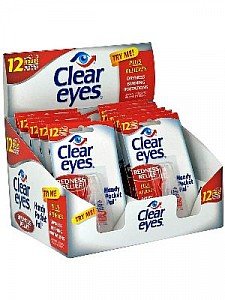 Clear Eyes Handy Pocket Pal 12pk