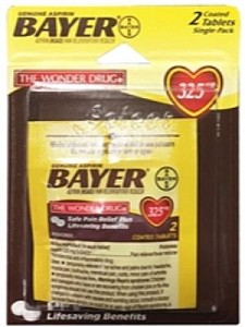 Bayer Single Pks 12ct