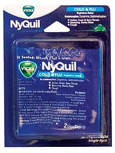Nyquil Single Pks 12ct