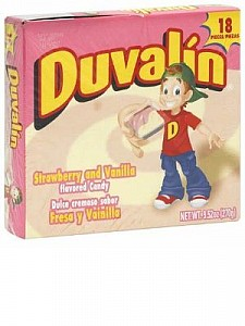 Duvalin Strawberry and Vanilla 18ct