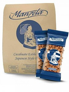 Manzela Japanese Style Peanuts Bag 50ct