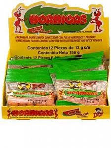 Indy Hormigas Watermelon Candies 12ct