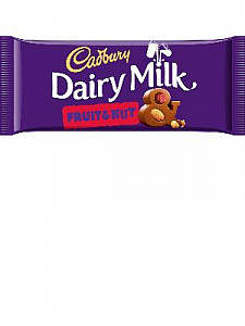Cadbury Fruit & Nut 18x110g