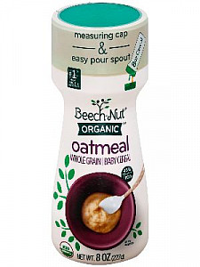 Beech Nut Oatmeal Cereal 6/8 oz
