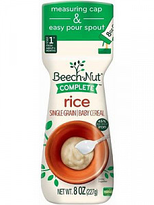 Beech Nut Rice Cereal 6/8oz