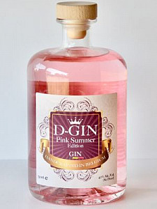 D-Gin Pink Summer 750ml