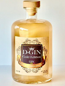 D-Gin Gold Edition 750ml