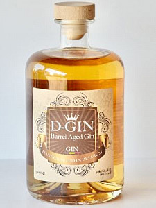 D-Gin Barrel Aged 750ml