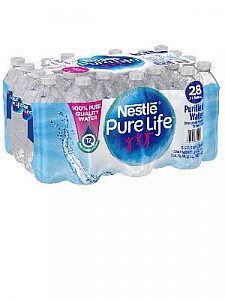 Nestle Water 28/16.9oz