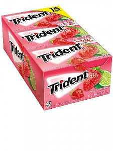 Trident Island Berry Lime 15ct