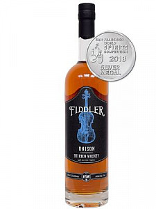 Fiddler Unison Bourbon 750ml