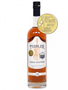 Fiddler Georgia Heartwood Bourbon 750ml